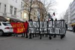 """Pressemitteilung zur Demonstration in Berlin am 17.02.2018 unter dem Motto """"Infoladen bleibt! Gemeinsam gegen Mietwucher und Verdrängung! Für einen proletarischen Kiez!"""