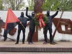 PAF: Kranzniederlegung zum 73. Jahrestag der Befreiung der Stadt Finsterwalde vom Hitlerfaschismus am 24.April 2018