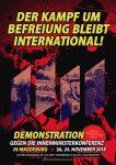 Der Kampf um Befreiung bleibt international (Aufruf)