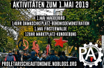 PAM: 1.Mai-Demonstration in Magdeburg