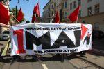 PAM: Auswertung zu den Demonstrationen am 1.Mai in Magdeburg