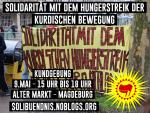 Solidaritätskundgebung am 9. Mai in Magdeburg