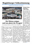 PAM: Magdeburger Volksstimmung erschienen
